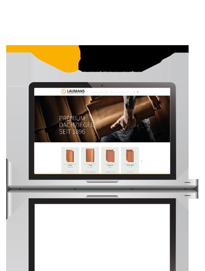 Case: Laumans Premium Dachziegel