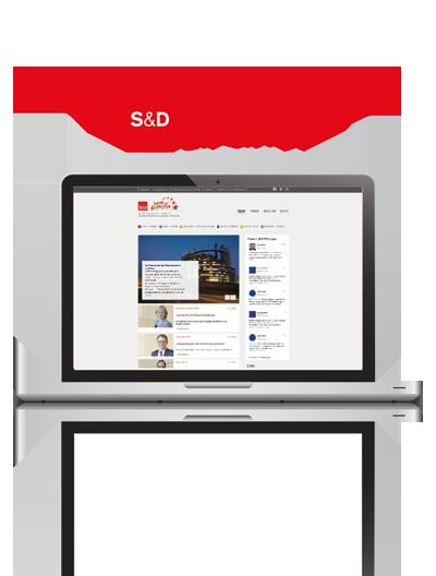 S und D Online Marketing Kampagne